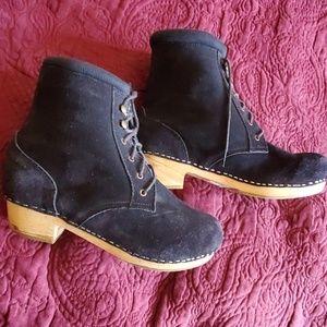 Swedish Clog Boots